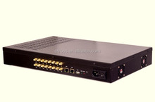 GSM VoIP Gateway ETS-16x8G ( Human behaviour function)