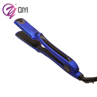 wholesalers ionic hair flat iron lcd screen hair straightening iron
