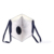 Nonwoven KN95 anti dust pollution particulate black mouth mask with earloop