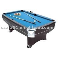different color and design of MDF Pool Table