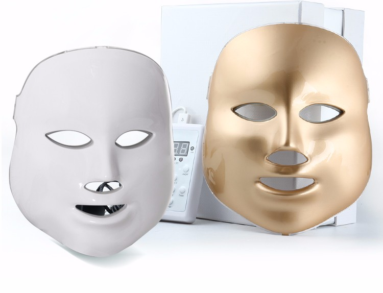 PDT Led Light Therapy Mask 7 Colors Skin Rejuvenation LED Facial Mask Face Mask Beauty CE Certificate FDA Certificate