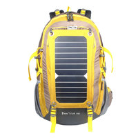 cycling backpack 35W High power solar bag pack