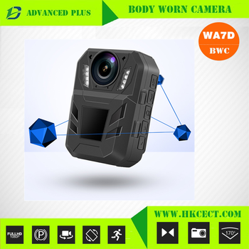 OEM ODM Manufacturer / Factory Body Worn Spy Video for SALE with GPS GNSS WIFI GPS 4G 128GB