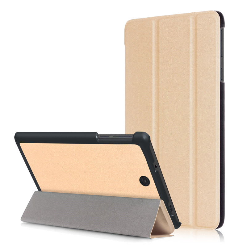 Hot selling Fashional (caster-grain)PU Leather flip leather tablet case for NOOK tablet 7
