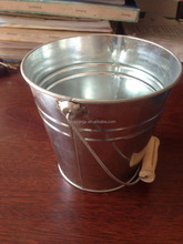 cheap metal bucket