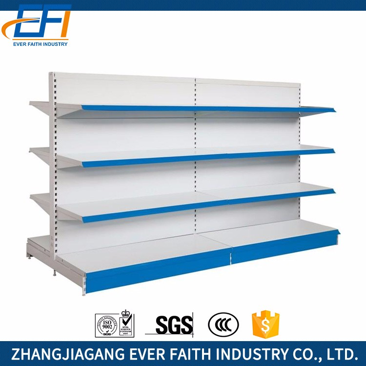China Manufacturer Durable Best Quality Supermarket Shelf From Yuan Da Factory