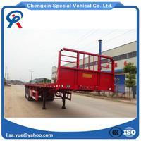 Transportation Low Flat Bed Transport Vehicle