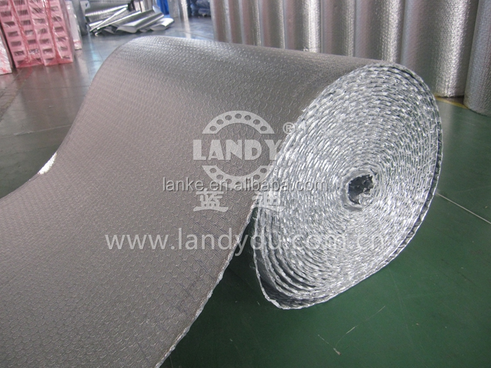Air Bubble Insulation Prefabricated Steel Building