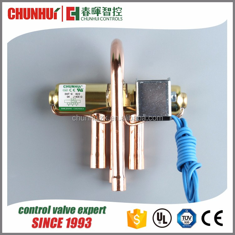 China gold supplier 4 way reversing valve for Air Conditioner