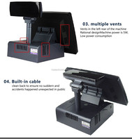 POS/Electronic casher register / cashier register with scanner