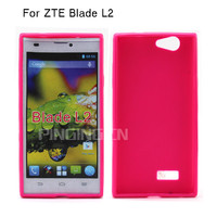 TPU Gel Case For Zte Blade L2 Mobile Phone Cover