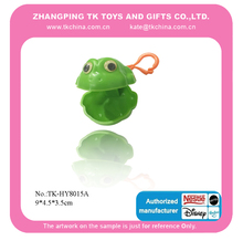 promotional toys plastic frog lure top