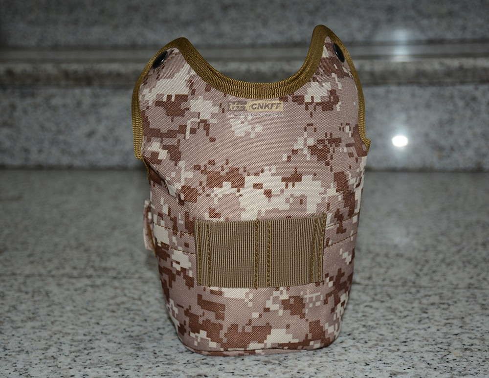 Military plastic water canteen,outdoor water canteen