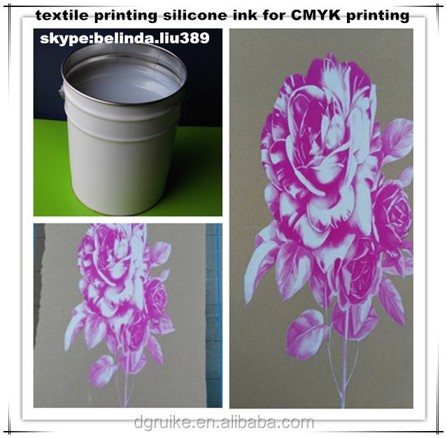 food grade pigments and textile silicone screen printing ink