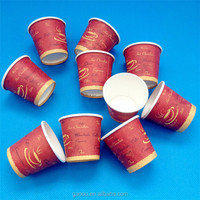 coffee hot paper cup / paper bowl for noodles / paper cup distributer