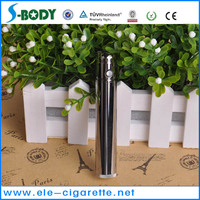 china new innovative product VV NO1 ego battery with LCD
