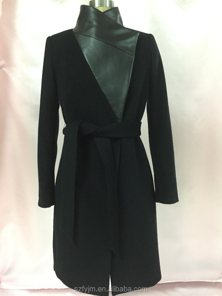 Women wool coat