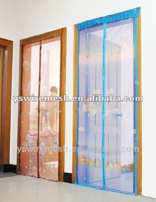 Mosquitera magn tica cortina de puerta pantallas para for Mosquitera magnetica puerta