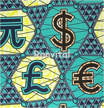 African super soft cotton fabric /Fashion west african fabric /Cotton wax printed fabric