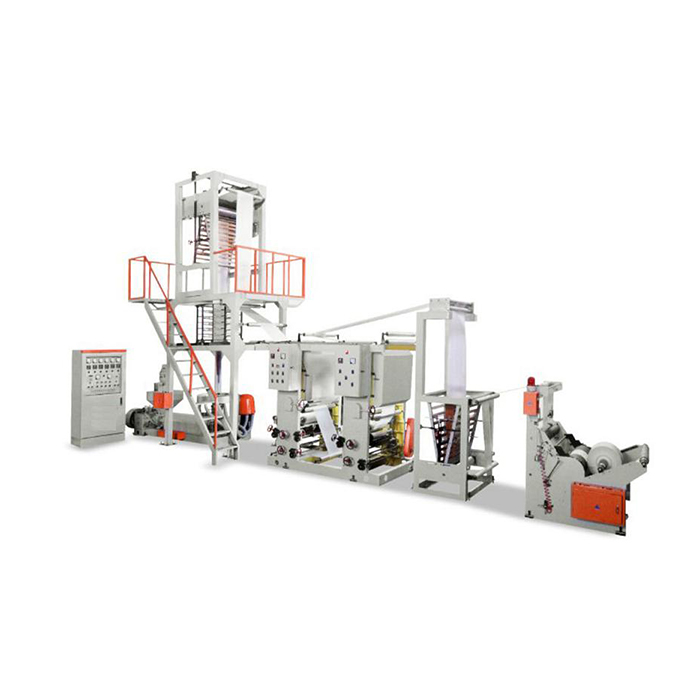 SJP45 Shrink Polyethylene PE POF PVC Film Extrusion Lamination Making Machine