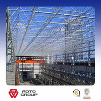 Moderm design steel structure