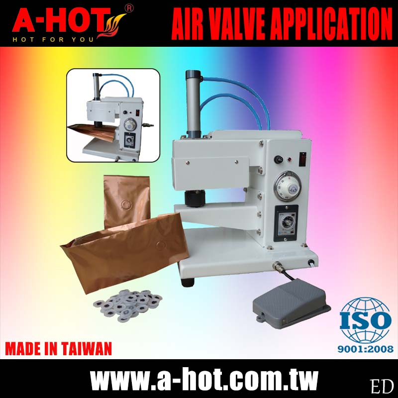 Thermostatic Control Air Valve Mounting Nailer Machine