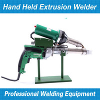 LST600A Hand held Plastic extrusion Welding machine, extrusion welder hdpe sheet welding machine