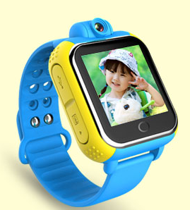 3G GPS Kids Smart Watch Q75 Kids GPS Watch Phone with SIM SOS WIFI Camera Touch Parent Control APP for Smartphone