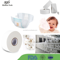 Cotton Spunlace Nonwoven Fabric For Baby