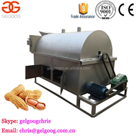 2016 Automatic Oil Pressing Sunflower Seeds Frying Machine