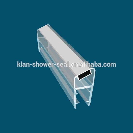 Parois de douche porte joint en caoutchouc joint de porte - Joint magnetique pour porte de douche ...
