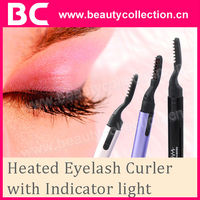 BC-0818 Perfect Electronic Heated Eyelash Curler Made In China