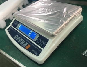 Table Top Weighing 15kg Electronic Balance Scale