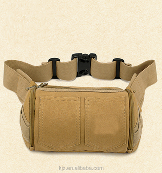 BA-1476 Canvas waist pouch/waist belt bag/waist bag,Canvas waist bag for promotion