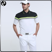 Professional manufacturer short sleeve tagless jogging suits golf polo shirt
