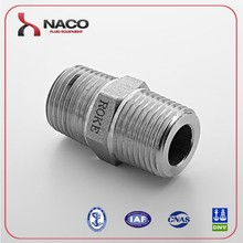 cp extension water hydraulic hose hexagon threaded nipple tube