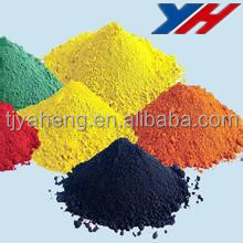 high tinting colorful power magnetic iron oxide pigment for Ceramic Glaze Stains