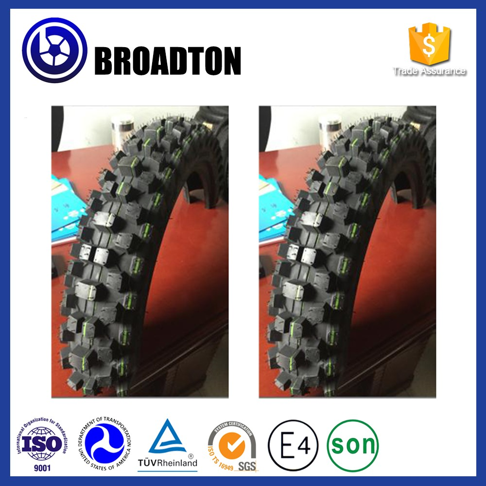 Motorcycle tires 100/90-18