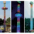CARNEE New Developed Thrilling Funfair Equipment 12 Seats Sky Drop Tower Rides