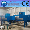 professional and high efficiency continuous double spiral squeezer