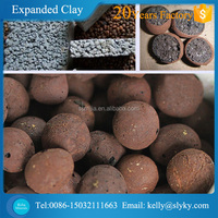 10-14mm Concrete Wall used Lightweight Expanded Clay Pebbles