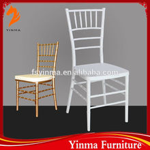 YINMA Hot Sale factory price gold leaf chair