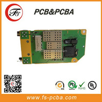 Smart pcb board assembly,pcb &pcba supplier,pcb assembly for electronic typewriter