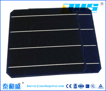 156mm Monocrystalline Silicon Solar Cell 3BB/4BB
