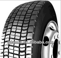Double Star radial bus and truck tyre 315/80r22.5 with pattern DSR08A