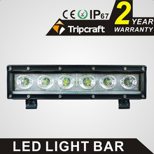Hot Sale 4*4 Car Accessories 11 Inch 30w Car Led Light Bar for SUV ATV Truck Offroad