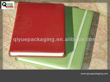 Notebook 2013 Leather cover,pu leather book cover