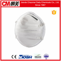 CM disposable non woven custom printing mining dust mask
