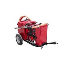 Asphalt crack sealing machine with 5m electric heating hose