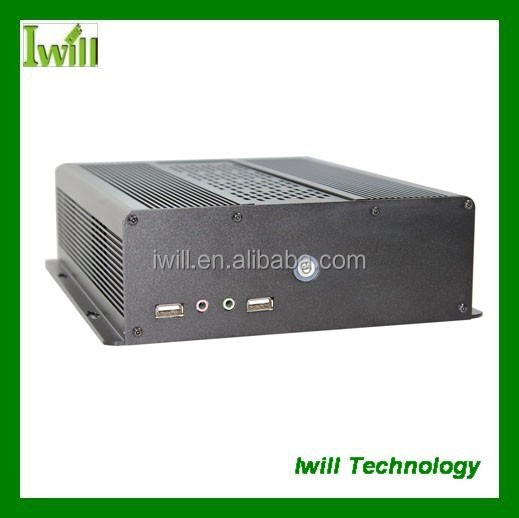 Wholesale computer parts suppliers S120 custom aluminum computer case